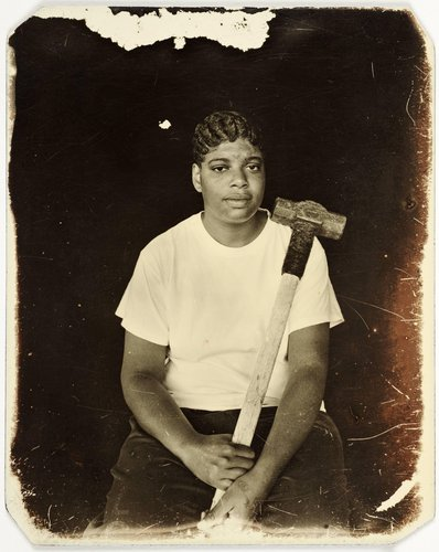 L.C.I.W. 56, from the series One Big Self: Prisoners of Louisiana