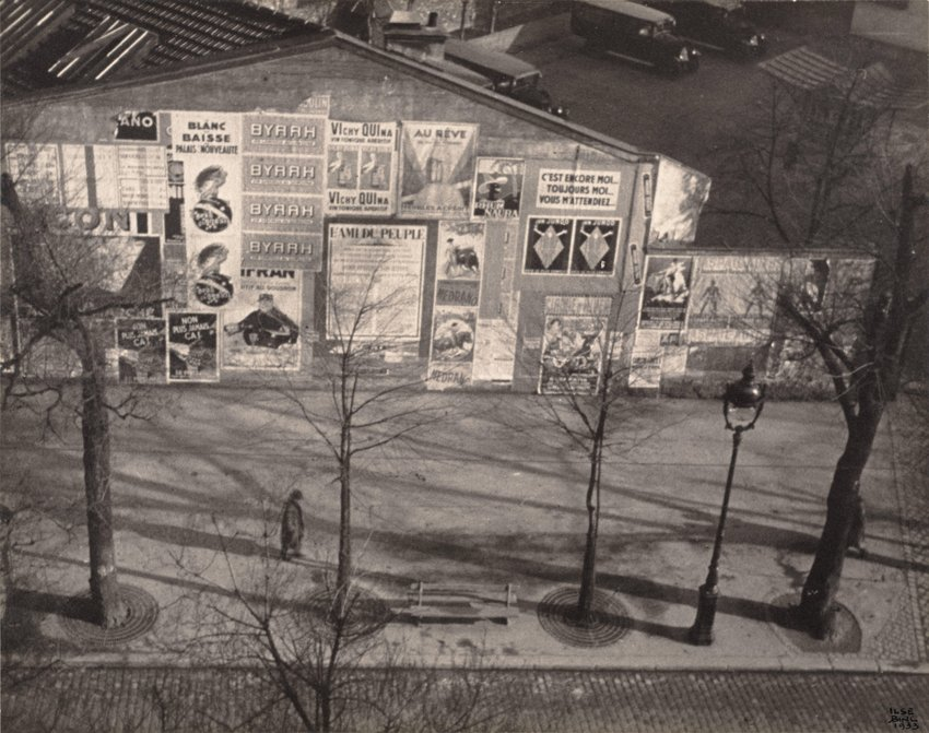 image of 'Avenue du Maine Billboards (daylight)'