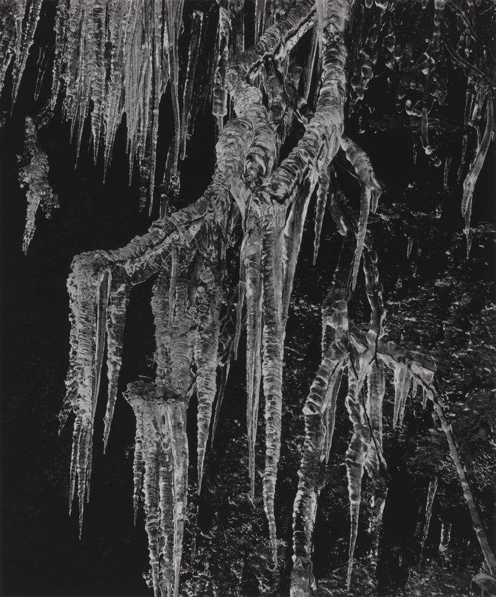 image of Untitled (Ice, Oregon)