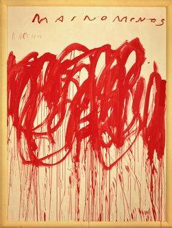 Image for artwork Untitled (Bacchus 1st Version IV)