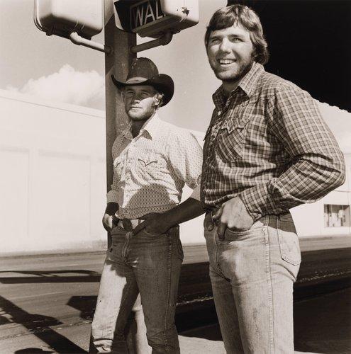 Dennis & Louis Jones, from the portfolio, Siblings