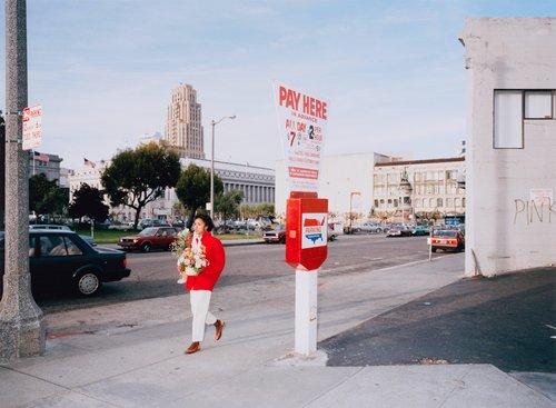 San Francisco, California, Civic Center, from the portfolio Analog Days
