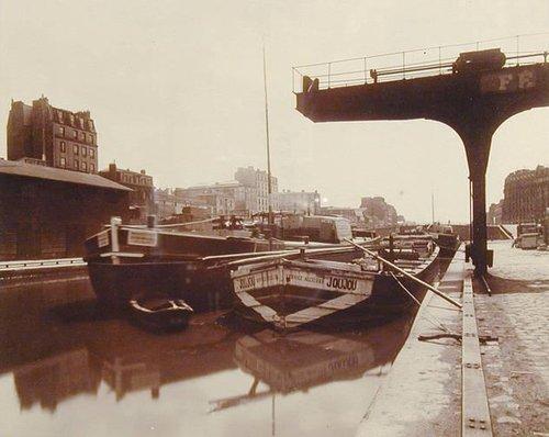 Canal de [Saint-Martin]