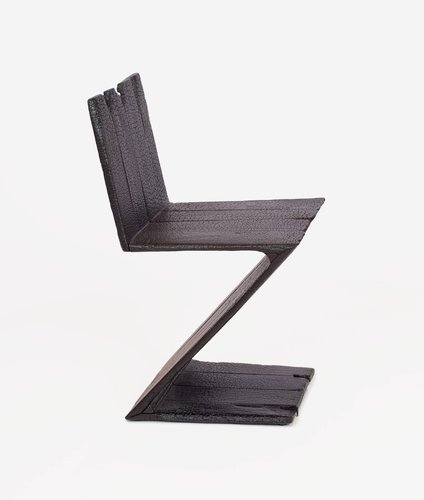 Where There's Smoke Zig Zag chair (Rietveld)