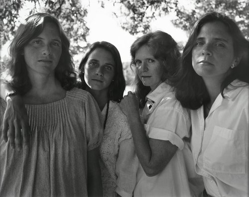 The Brown Sisters, Brighton, Massachusetts
