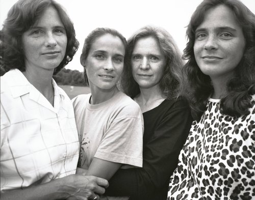 The Brown Sisters, Wellesley, Massachusetts