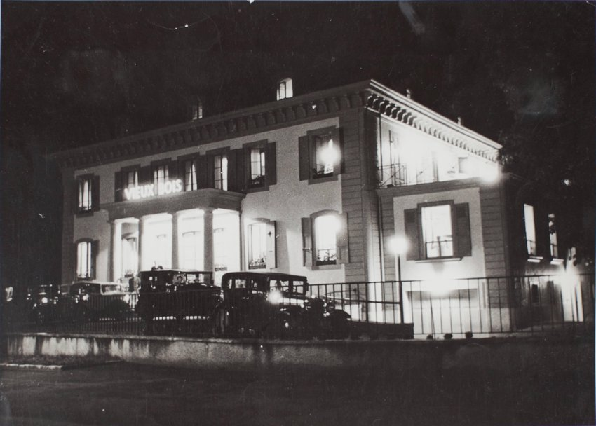 image of 'League of Nations: Night picture of Vieux Bois'