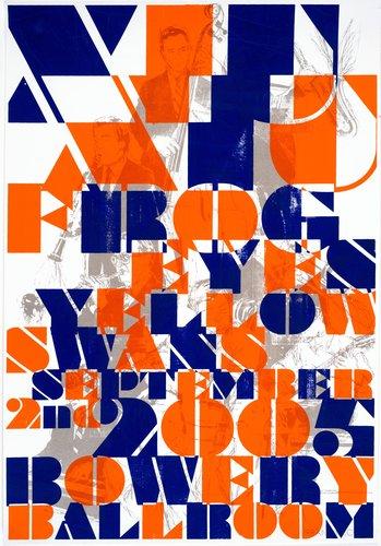 Xiu Xiu, Frog Eyes, Yellow Swans; Bowery Ballroom; September 2, 2005