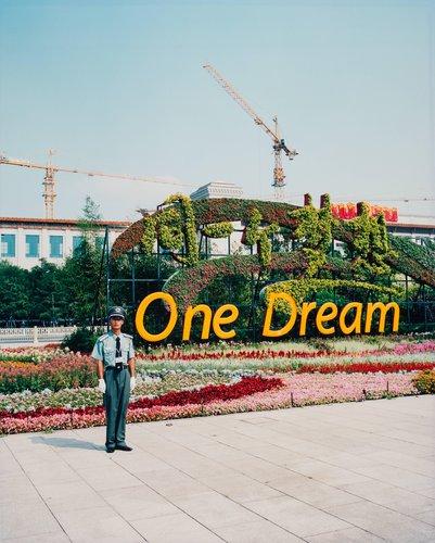 """Beijing, China """"One Dream"""""""