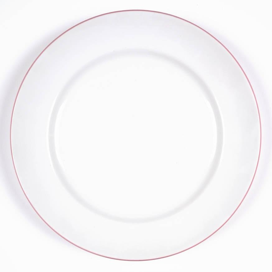image of 'Dinner Plate for La Fonda del Sol Restaurant, New York'