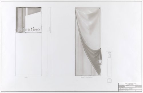 Valentino Salon, I. Magnin, Los Angeles