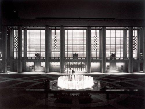 Philip Johnson, New York State Theater, Lincoln Center, New York, 1964