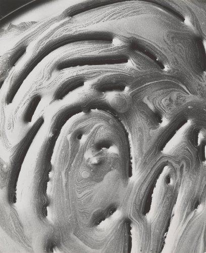 Aluminum Paint in Black Skillet