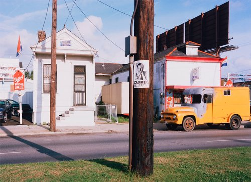 New Orleans, Louisiana, from the portfolio Analog Days