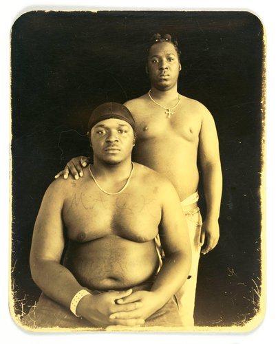 E.C.P.P.F. 60, from the series One Big Self: Prisoners of Louisiana