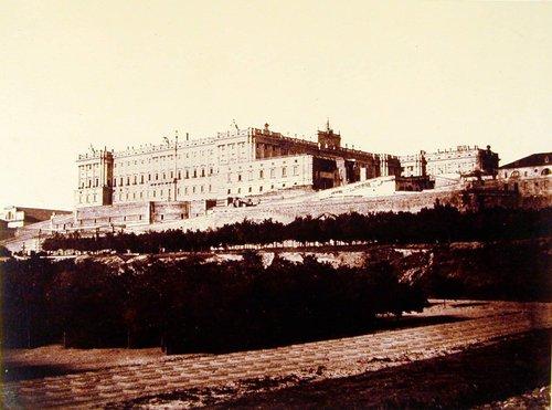 Madrid, Palais de la reine (vi-44)