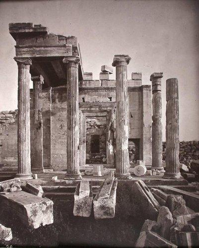 North Porch, Erechtheion, Acropolis, Athens
