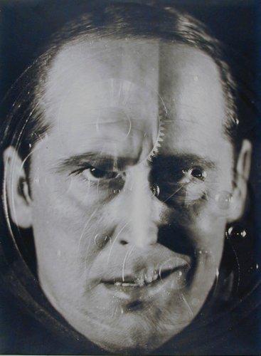 Ritratto meccanico di Remo Chiti (Mechanical Portrait of Remo Chiti)