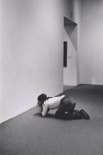 MoMA, NYC, from the portfolio Meta Photographs