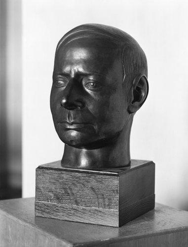 Head of Albert M. Bender