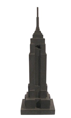 Empire State Building, from the series Buildings of Disaster