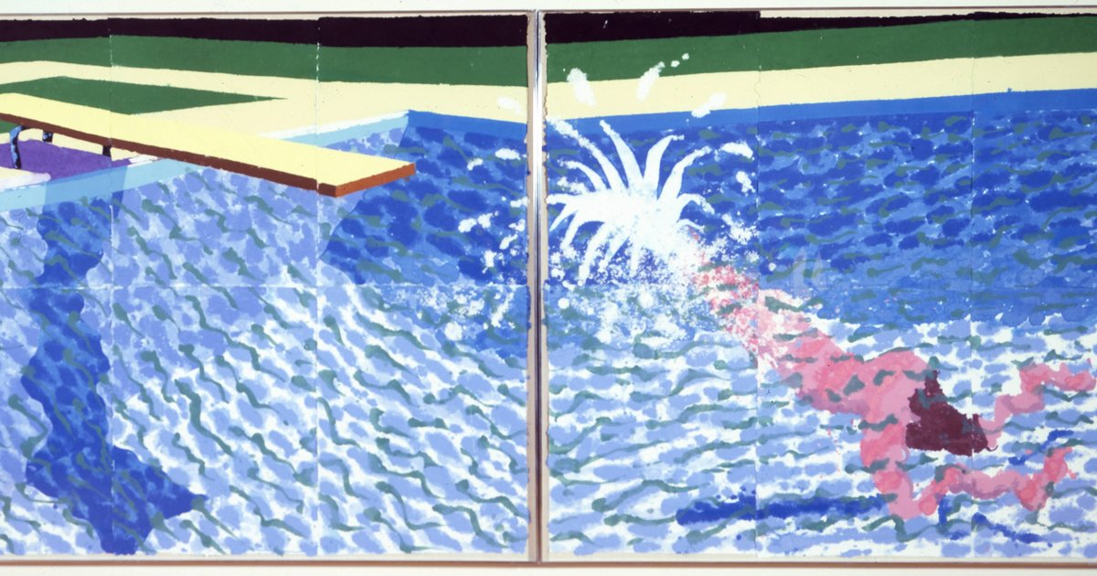 Fabuleux David Hockney · SFMOMA FR24