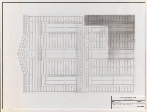 Terrace elevation for Firehouse