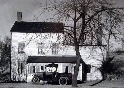 image of 'Farmhouse, Westchester County, New York'