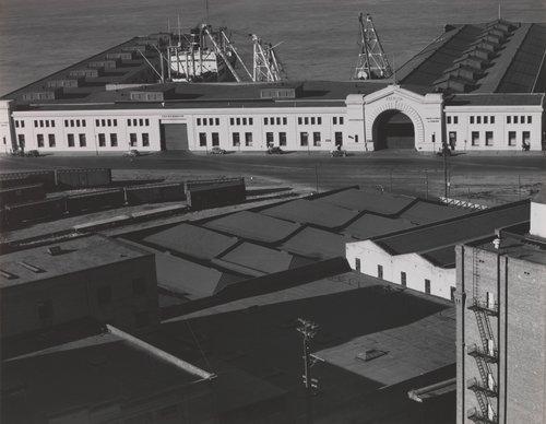 San Francisco Wharfs