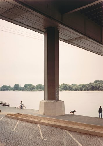 Köln, Zoobrücke (Cologne, Zoobrücke)