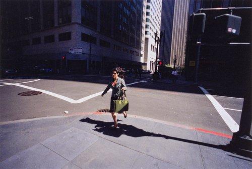San Francisco, California, Kearny Street, from the portfolio Analog Days