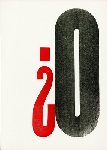 The Rebel Albert Camus: Twenty-Five Typographic Meditations [page 35]