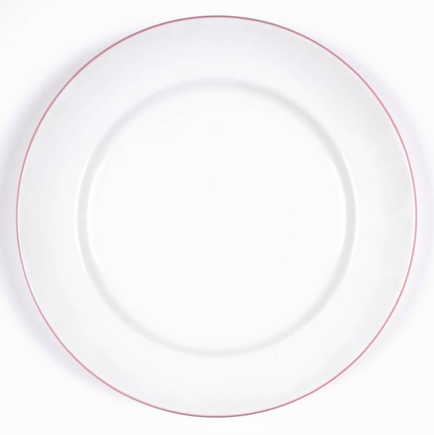 image of 'Dinner Plate for La Fonda del Sol Restaurant, New York'