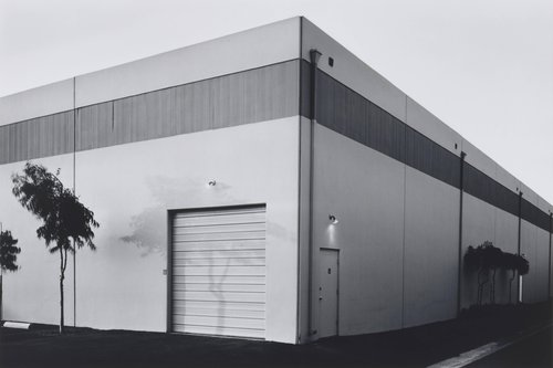Southeast Corner, Semicoa, 333 McCormick, Costa Mesa, from the portfolio The New Industrial Parks near Irvine, California