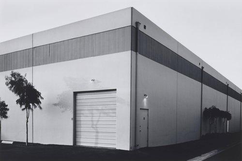 Southeast Corner, Semicoa, 333 McCormick, Costa Mesa, from the portfolio The New Industrial Parks near Irvine, California