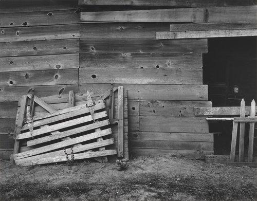 Barn at Sherwood Adobe, Salinas