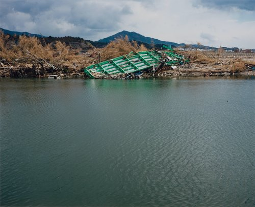 Kesen-cho, 2011.4.4, from the series Rikuzentakata