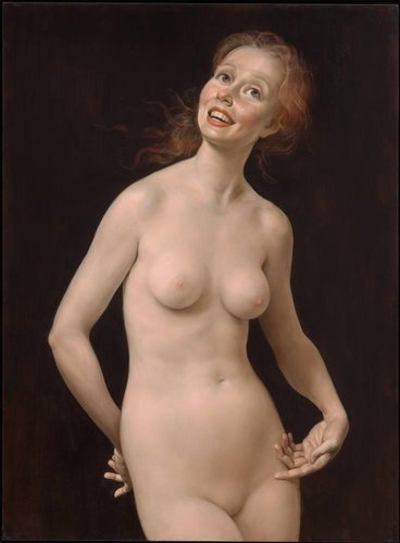 Laughing Nude