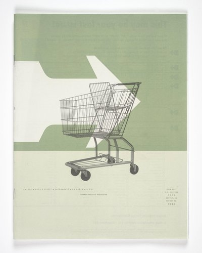 Emigre magazine, no. 49 (The Everything is for Sale Issue)
