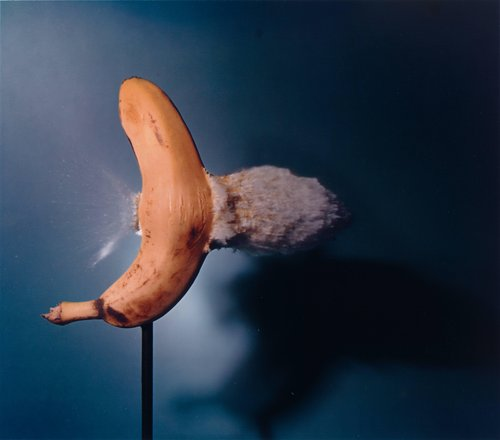 Bullet Through Banana