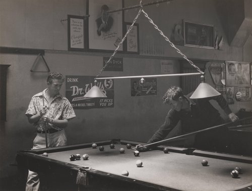 Pacific Grove Pool Hall #1