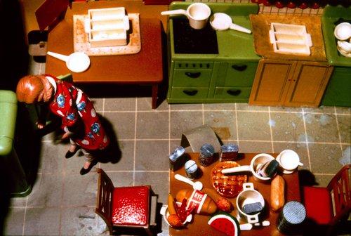 New Kitchen/Aerial View
