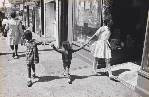 Main Street, April, 1968, from the portfolio Paterson