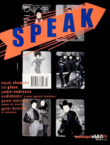 Speak 14, March/April 1999