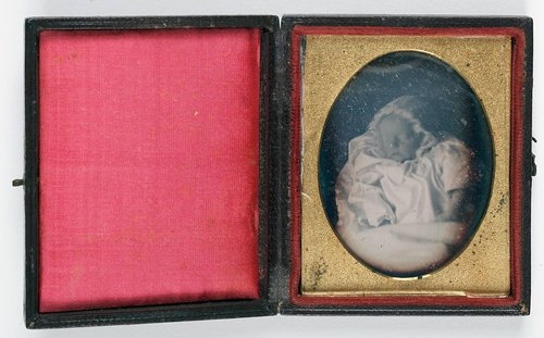 Untitled [Infant relative of Ethan Allan Hitchcock]