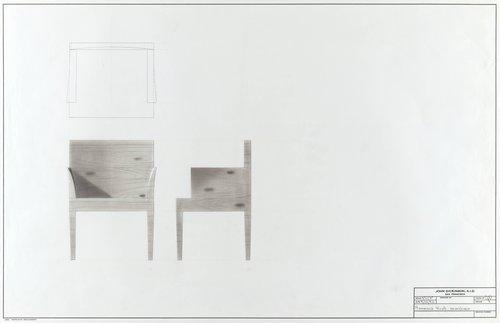 Armchair for Hammond Knoll