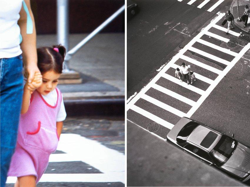 image of 'Exposure #11A: N.Y.C., Duane & Church Streets, 06.10.02, 3:07 p.m.'
