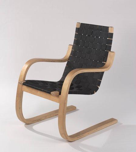 Armchair, model 406