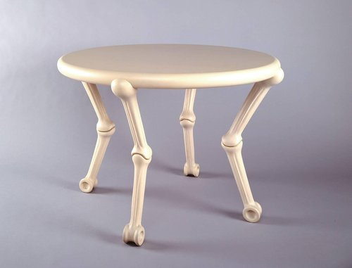 Bone Game Table