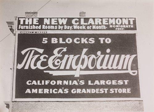 The Emporium Billboard